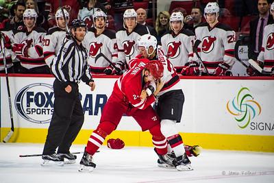 Canes vs Devils 12.03.15