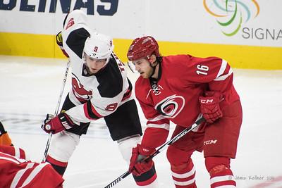 December 26, 2015. Carolina Hurricanes vs New Jersey Devils, PNC Arena, Raleigh, NC. Copyright © 2015 Jamie Kellner. All Rights Reserved.