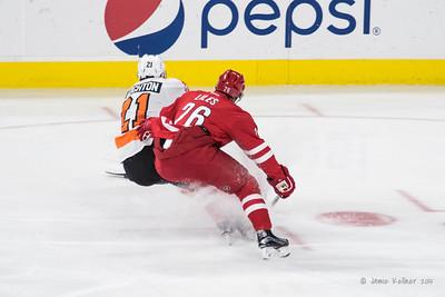 November 14, 2015. Carolina Hurricanes vs Philadelphia Flyers, PNC Arena, Raleigh, NC. Copyright © 2015 Jamie Kellner. All Rights Reserved.