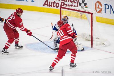 February 13, 2016. Carolina Hurricanes vs New York Islanders, PNC Arena, Raleigh, NC. Copyright © 2016 Jamie Kellner. All Rights Reserved.