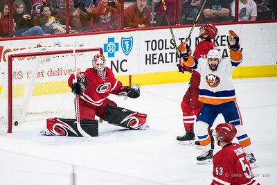 March 26, 2016. Carolina Hurricanes vs New York Islanders, PNC Arena, Raleigh, NC. Copyright © 2016 Jamie Kellner. All Rights Reserved.