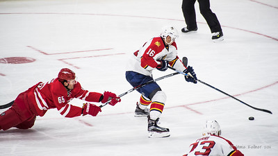 December 18, 2015. Carolina Hurricanes vs Florida Panthers, PNC Arena, Raleigh, NC. Copyright © 2015 Jamie Kellner. All Rights Reserved.