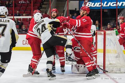 October 2, 2015. Carolina Hurricanes vs Pittsburgh Penguins (preseason), PNC Arena, Raleigh, NC. Copyright © 2015 Jamie Kellner. All Rights Reserved.