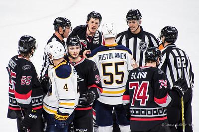 Canes vs Sabres 03.22.16