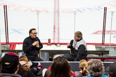 John Forslund and Bill Peters