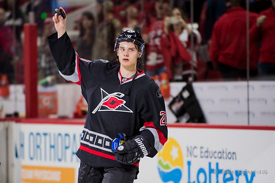 Sebastian Aho - First Star