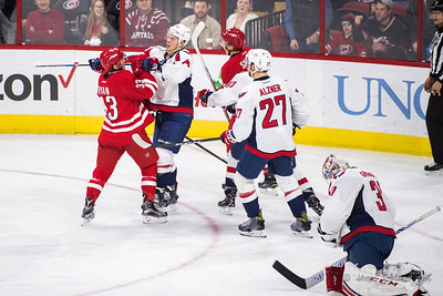 December 16, 2016. Carolina Hurricanes vs. Washington Capitals, PNC Arena, Raleigh, NC. Copyright © 2016 Jamie Kellner. All Rights Reserved.