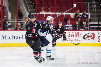 November 20, 2016. Carolina Hurricanes vs. Winnipeg Jets, PNC Arena, Raleigh, NC. Copyright © 2016 Jamie Kellner. All Rights Reserved.