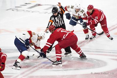 November 27, 2016. Carolina Hurricanes vs. Florida Panthers, PNC Arena, Raleigh, NC. Copyright © 2016 Jamie Kellner. All Rights Reserved.