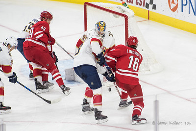 November 27, 2016. Carolina Hurricanes vs. Florida Panthers, PNC Arena, Raleigh, NC. Copyright © 2016 Jamie Kellner. All Rights Reserved.