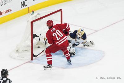 Sebastian Aho Shootout Goal