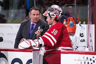 Cam Ward, Mike Maniscalco