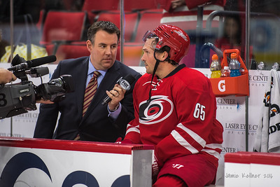 Ron Hainsey, Mike Maniscalco