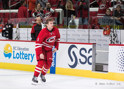 Noah Hanifin - First Star