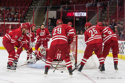 October 7, 2016. Carolina Hurricanes vs. Washington Capitals, PNC Arena, Raleigh, NC. Copyright © 2016 Jamie Kellner. All Rights Reserved.