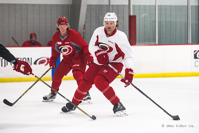 Brock McGinn, Ron Hainsey