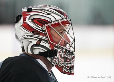 Cam Ward (new mask)