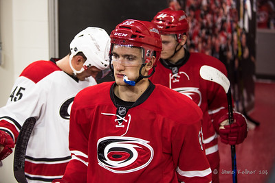 September 25, 2016. Carolina Hurricanes Caniac Carnival Red-White Scrimmage, PNC Arena, Raleigh, NC. Copyright © 2016 Jamie Kellner. All Rights Reserved.