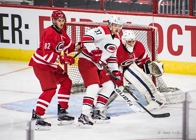 July 9, 2016. Carolina Hurricanes Summerfest and Prospect Development Camp Scrimmage, PNC Arena, Raleigh, NC. Copyright © 2016 Jamie Kellner. All Rights Reserved.