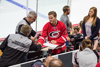 Jake Bean signs NHL Contract with the Hurricanes