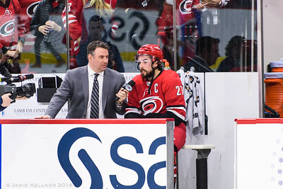 February 13, 2018. Carolina Hurricanes vs. Los Angeles Kings, PNC Arena, Raleigh, NC. Copyright © 2018 Jamie Kellner. All Rights Reserved.