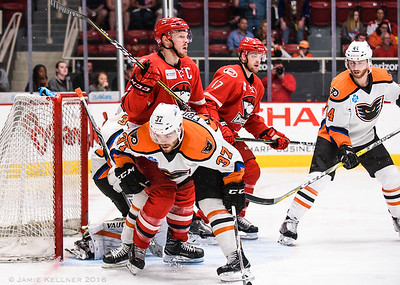 Checkers vs. Phantoms 05.12.18