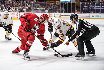 Checkers vs Wolves 04.21.17