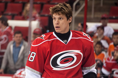 Alexander Semin. April 20, 2013. Carolina Hurricanes vs. Philadelphia Flyers, PNC Arena, Raleigh, NC.  © Jamie Kellner 2013.  All rights reserved.