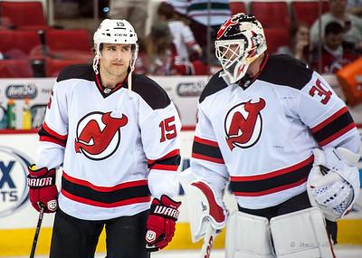Tuomo Ruutu. April 5, 2014. Carolina Hurricanes vs. New Jersey Devils, PNC Arena, Raleigh, NC.  Copyright © 2014 Jamie Kellner. All Rights Reserved.