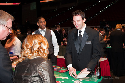 March 22, 2013. Carolina Hurricanes Kids 'n Community Foundation Casino Night, RBC Center, Raleigh, NC.  © Jamie Kellner 2013. All rights reserved. Do not reproduce or reuse in any manner without express permission.