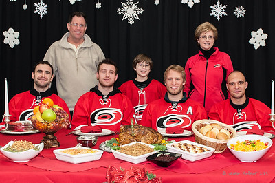 December 18, 2013. Carolina Hurricanes Skate with the Canes (benefit for Kids 'n Community Foundation), PNC Arena, Raleigh, NC.  Copyright © 2013 Jamie Kellner. All rights reserved.