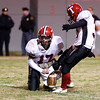 Thomasville vs. East Bladen, 2008 NCHSAA 1A Championships.  Photo Credit: Mark Abbott