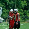 Page #18 QB/ATH James Summers - #14 Jr. WR TJ Little - ESPN Mel Kiper Jr. 7on7U @ Guilford College