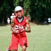 Page #24 WR Tevin Morrison - ESPN Mel Kiper Jr. 7on7U @ Guilford College