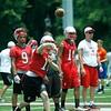 Page #12 Jr. QB Jordan Putnam - #9 WR Orlando Hatfield - ESPN Mel Kiper Jr. 7on7U @ Guilford College