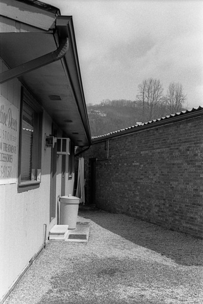 NC, Weaverville, March 2014, M2-R ZM-50 Tri-X 400