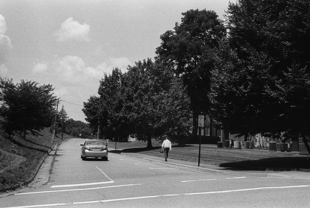 NC, Asheville, June 2014, iiif Summar Tri-X 400