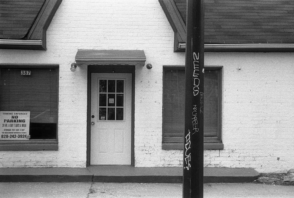 NC, Asheville, June 2014, iiif Summar Tri-X 400