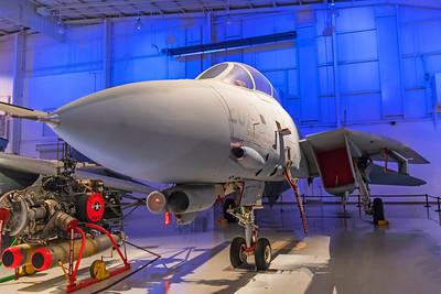 United States Navy Grumman F-14D 161166 2-13-18