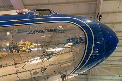 Piedmont Airlines Douglas C-47 N44V 2-13-18