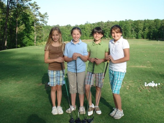 LPGA-USGA Girls Programs benefit from the CGF.