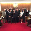 Golf industry leaders with Speaker of the NC House of Representatives, Tim Moore