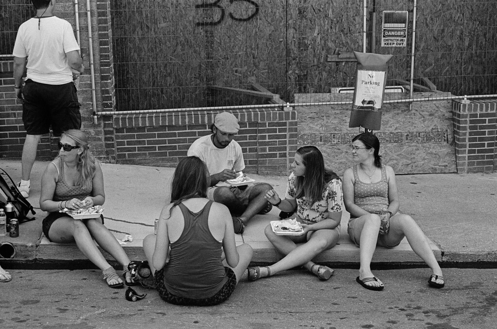 NC, Asheville, July 2012, R2M Tri-X 800