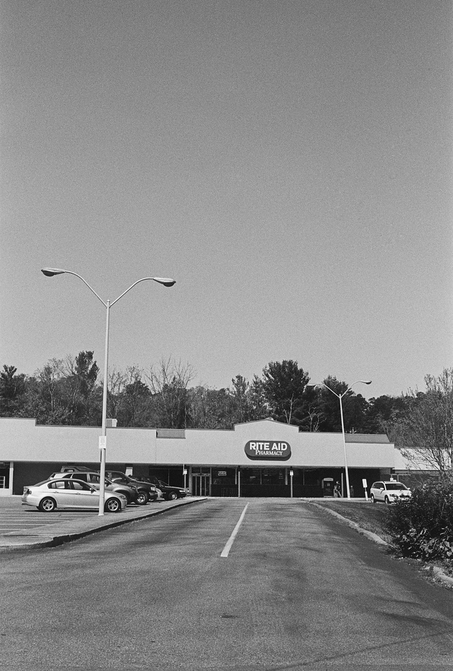 NC, Asheville, April 2012, R2M Tri-X 800
