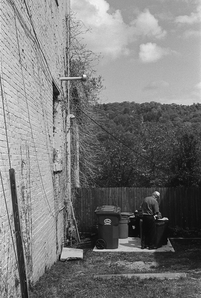 NC, Asheville, May 2012, R2M Tri-X 800