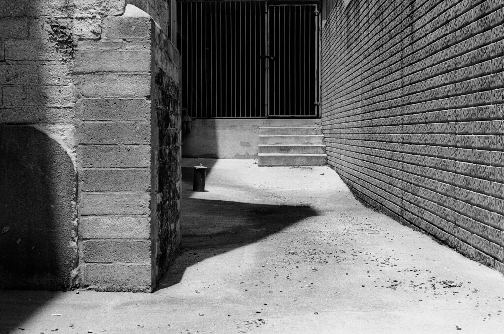 NC, Asheville, May 2013, M2 ZM-50 Tri-X 400