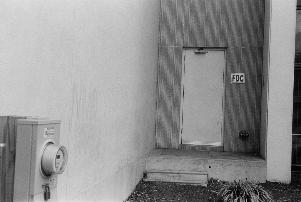 NC, Asheville, March 2013, M2 Summar Tri-X 400