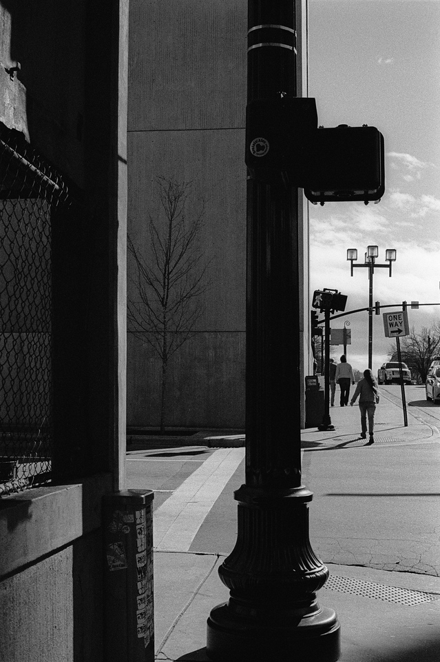 NC, Asheville, December 2013, ZM-50 Tri-X 400