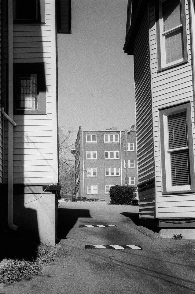Asheville, NC, November 2013, iiif Summar Tri-X 400