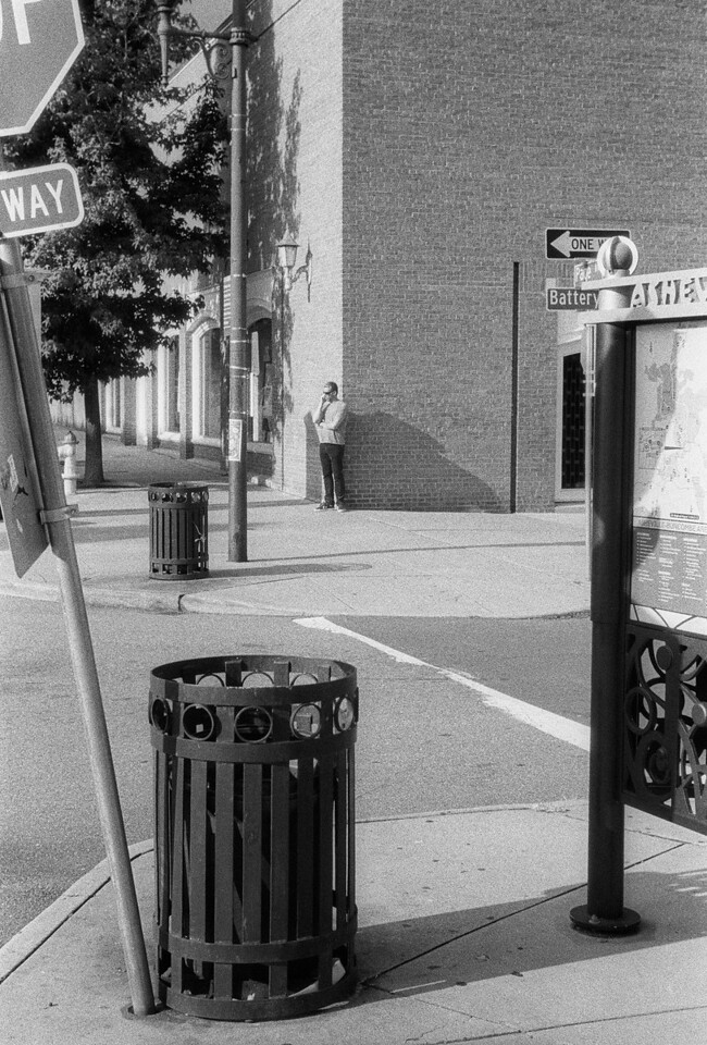 Asheville, NC, September 2013, iiif Summar Tri-X 400